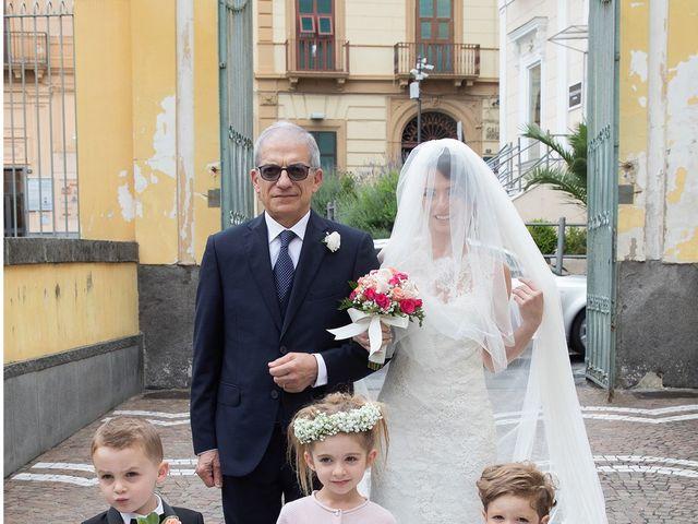 Il matrimonio di Alexander e Cristina a Sorrento, Napoli 24