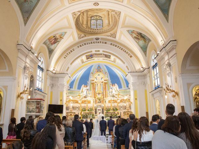 Il matrimonio di Alexander e Cristina a Sorrento, Napoli 26
