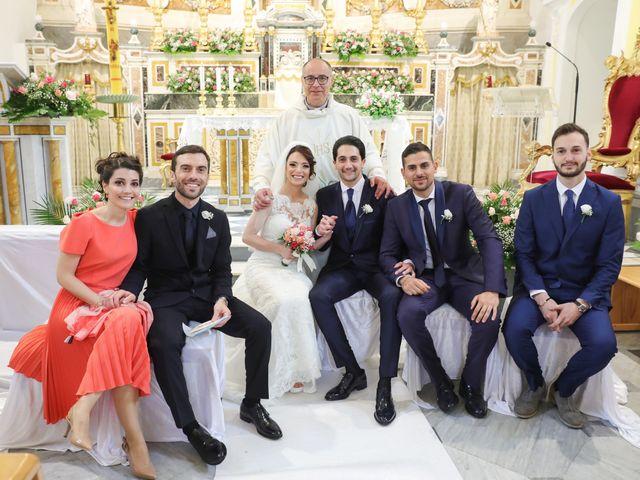 Il matrimonio di Alexander e Cristina a Sorrento, Napoli 28