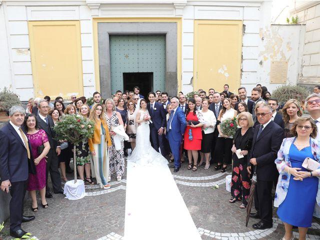 Il matrimonio di Alexander e Cristina a Sorrento, Napoli 29