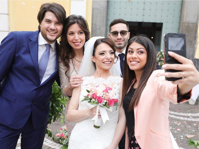 Il matrimonio di Alexander e Cristina a Sorrento, Napoli 30