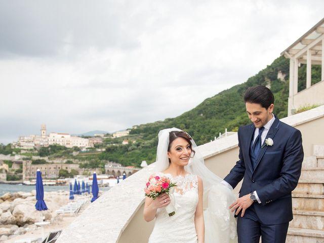 Il matrimonio di Alexander e Cristina a Sorrento, Napoli 31