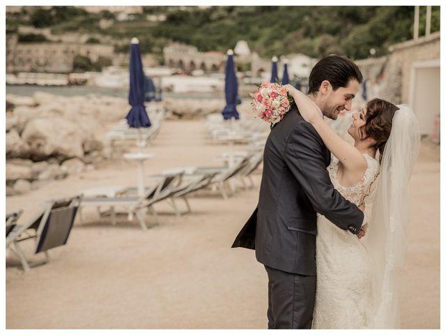 Il matrimonio di Alexander e Cristina a Sorrento, Napoli 32
