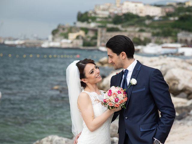 Le nozze di Cristina e Alexander