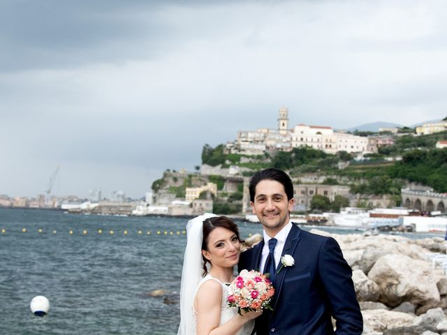 Il matrimonio di Alexander e Cristina a Sorrento, Napoli 34