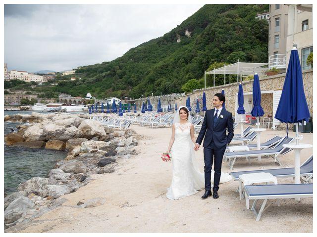 Il matrimonio di Alexander e Cristina a Sorrento, Napoli 35