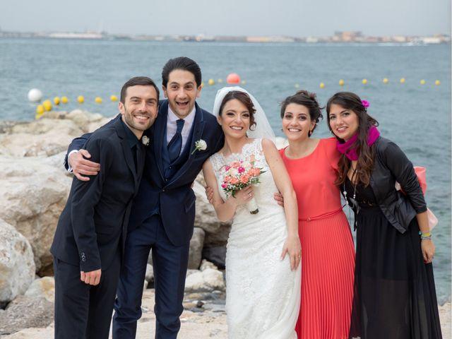 Il matrimonio di Alexander e Cristina a Sorrento, Napoli 36