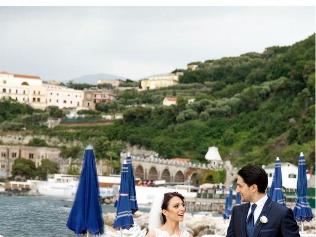 Il matrimonio di Alexander e Cristina a Sorrento, Napoli 37