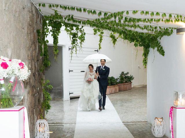 Il matrimonio di Alexander e Cristina a Sorrento, Napoli 38