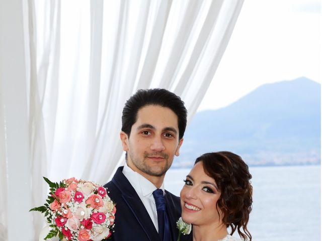 Il matrimonio di Alexander e Cristina a Sorrento, Napoli 41
