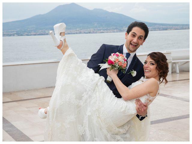 Il matrimonio di Alexander e Cristina a Sorrento, Napoli 44