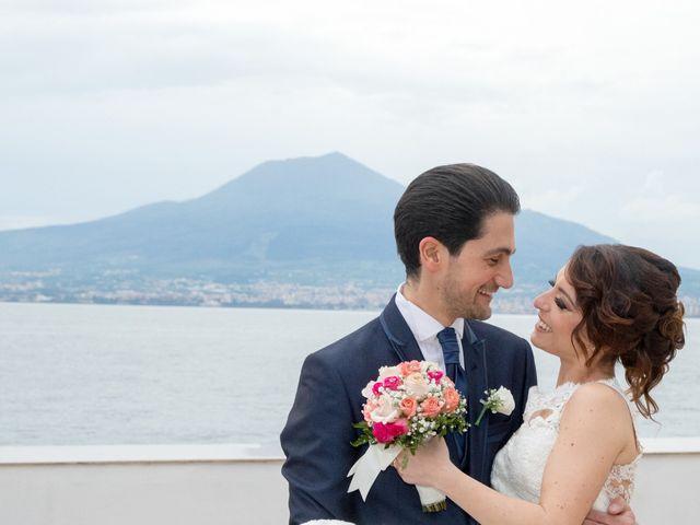 Il matrimonio di Alexander e Cristina a Sorrento, Napoli 45
