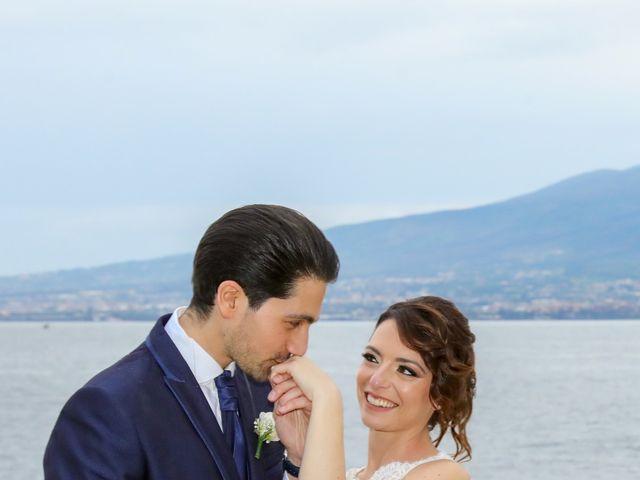 Il matrimonio di Alexander e Cristina a Sorrento, Napoli 46