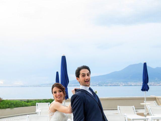 Il matrimonio di Alexander e Cristina a Sorrento, Napoli 48
