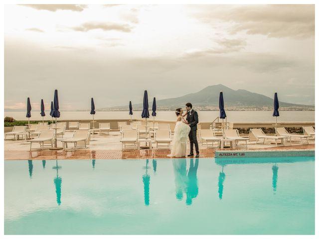 Il matrimonio di Alexander e Cristina a Sorrento, Napoli 50
