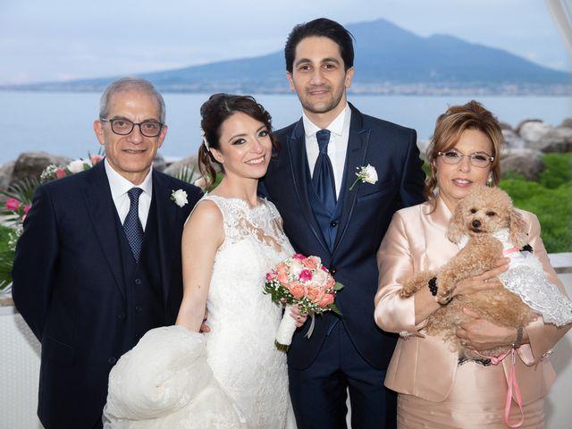 Il matrimonio di Alexander e Cristina a Sorrento, Napoli 52