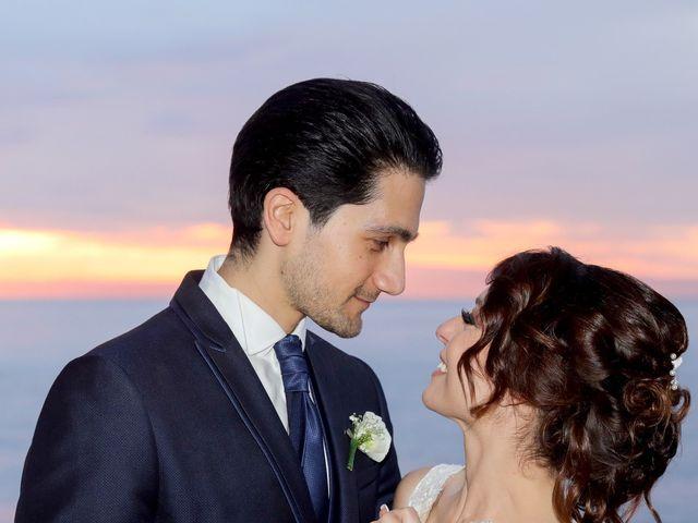 Il matrimonio di Alexander e Cristina a Sorrento, Napoli 54
