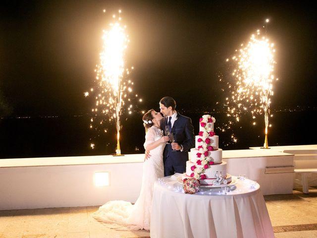 Il matrimonio di Alexander e Cristina a Sorrento, Napoli 58