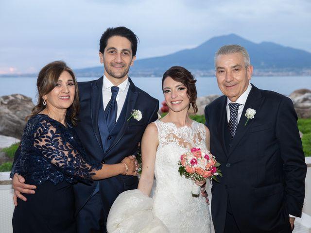 Il matrimonio di Alexander e Cristina a Sorrento, Napoli 61