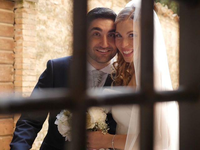 Il matrimonio di Giovanni e Cristina a Gubbio, Perugia 15