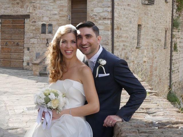Il matrimonio di Giovanni e Cristina a Gubbio, Perugia 20