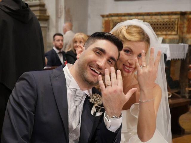 Il matrimonio di Giovanni e Cristina a Gubbio, Perugia 21