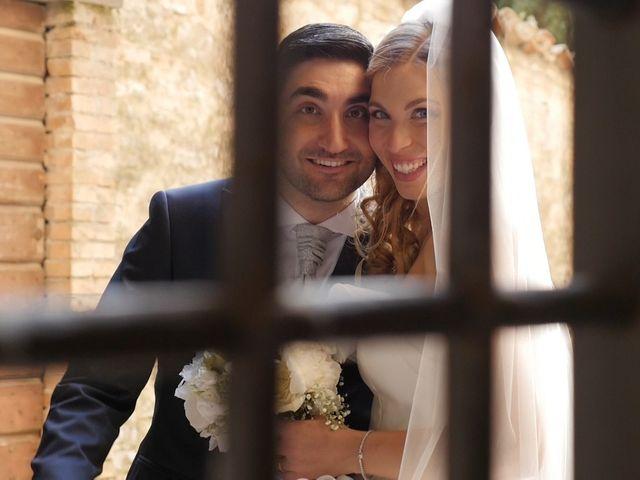 Il matrimonio di Giovanni e Cristina a Gubbio, Perugia 27