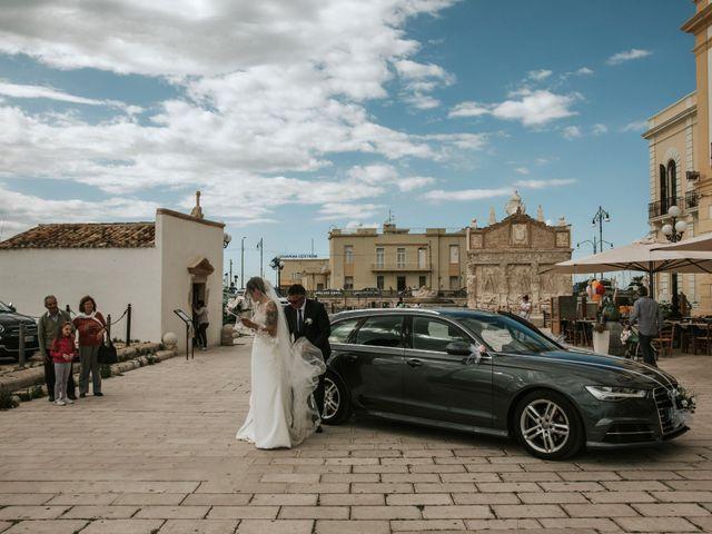 Il matrimonio di Marco e Stefania a Gallipoli, Lecce 26