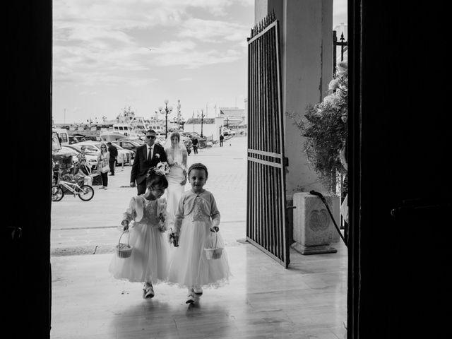 Il matrimonio di Marco e Stefania a Gallipoli, Lecce 28