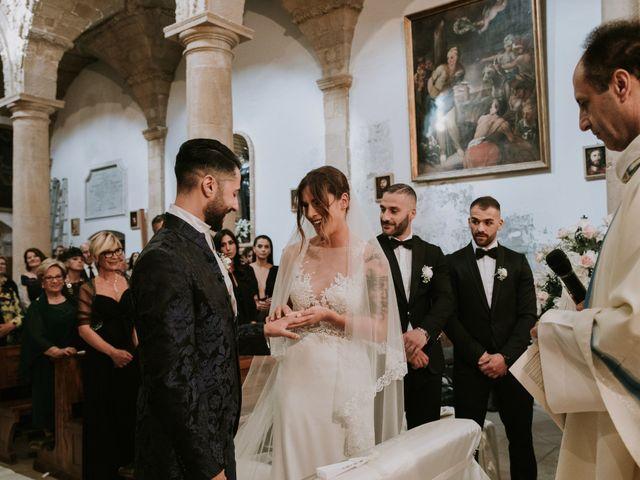Il matrimonio di Marco e Stefania a Gallipoli, Lecce 41
