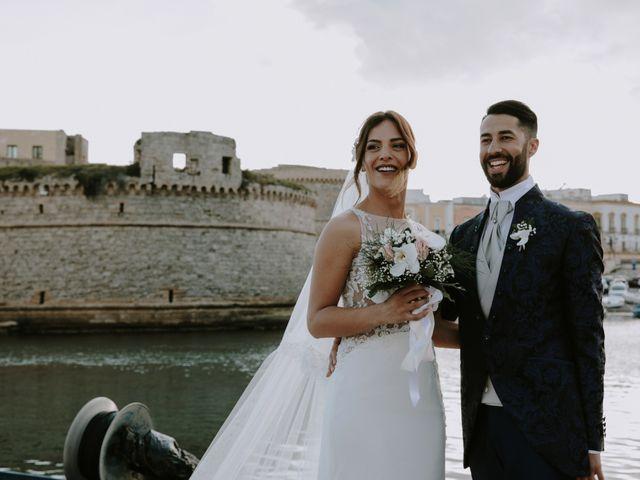Il matrimonio di Marco e Stefania a Gallipoli, Lecce 53