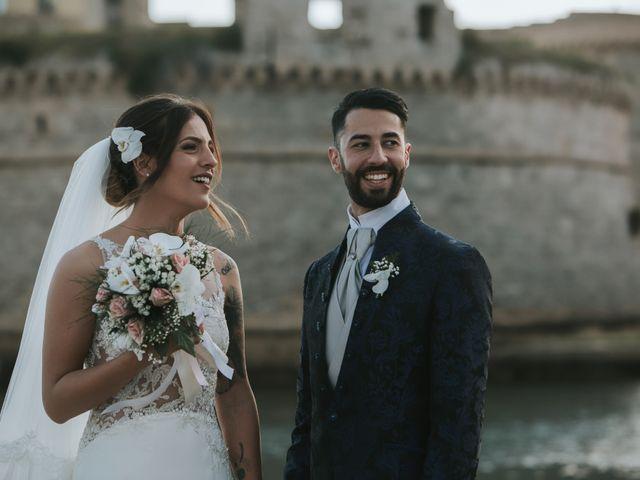 Il matrimonio di Marco e Stefania a Gallipoli, Lecce 54