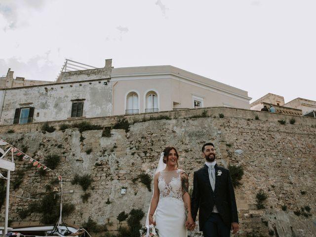 Il matrimonio di Marco e Stefania a Gallipoli, Lecce 60
