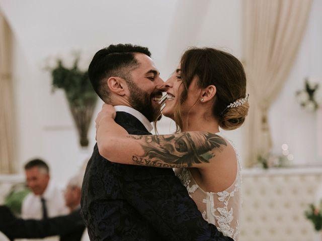Il matrimonio di Marco e Stefania a Gallipoli, Lecce 81