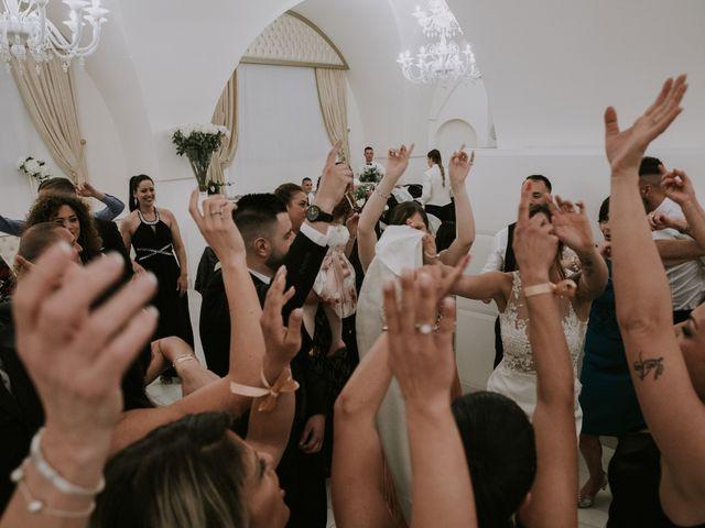 Il matrimonio di Marco e Stefania a Gallipoli, Lecce 86