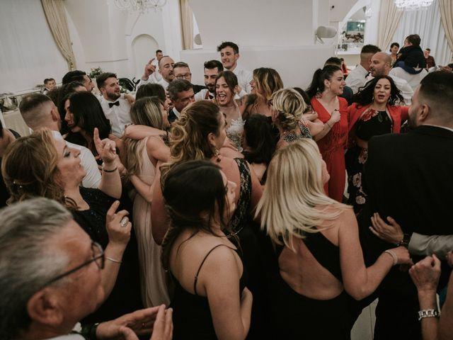 Il matrimonio di Marco e Stefania a Gallipoli, Lecce 89