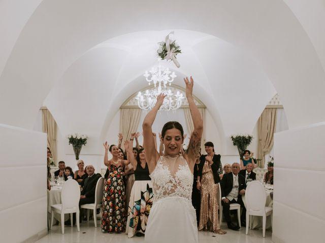Il matrimonio di Marco e Stefania a Gallipoli, Lecce 90
