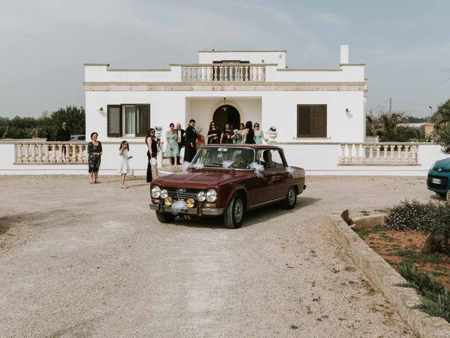 Il matrimonio di Michele e Eleonora a Racale, Lecce 20