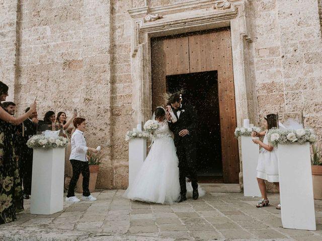 Il matrimonio di Michele e Eleonora a Racale, Lecce 1