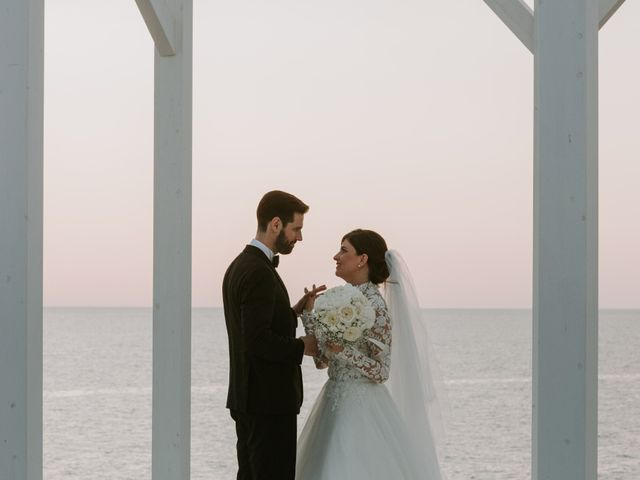 Il matrimonio di Michele e Eleonora a Racale, Lecce 32