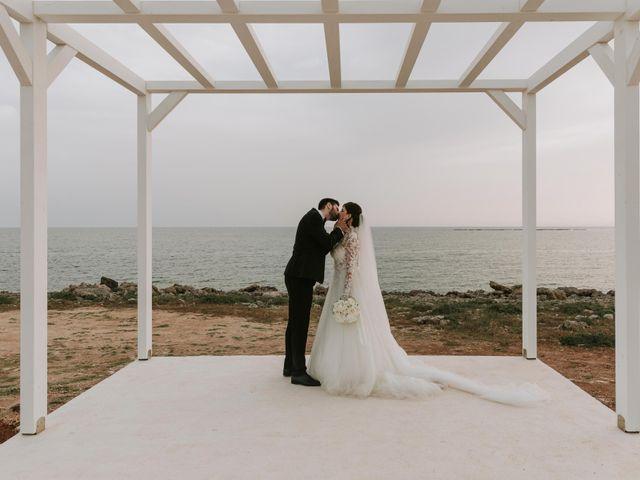 Il matrimonio di Michele e Eleonora a Racale, Lecce 33