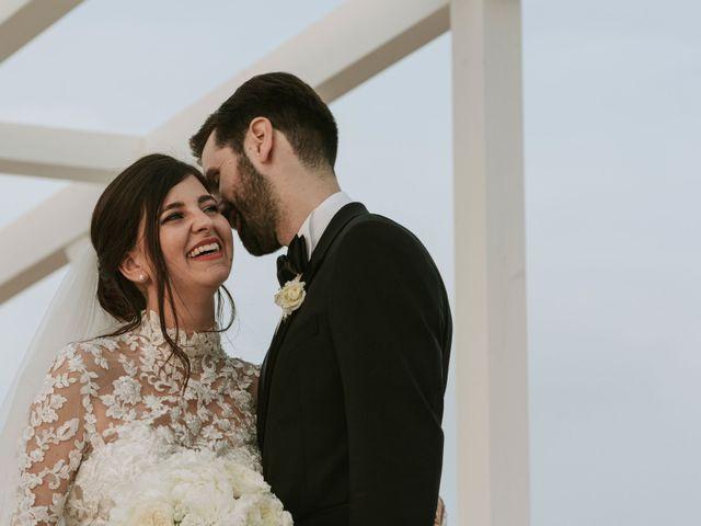 Il matrimonio di Michele e Eleonora a Racale, Lecce 43