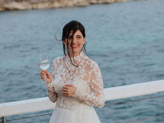 Il matrimonio di Michele e Eleonora a Racale, Lecce 45