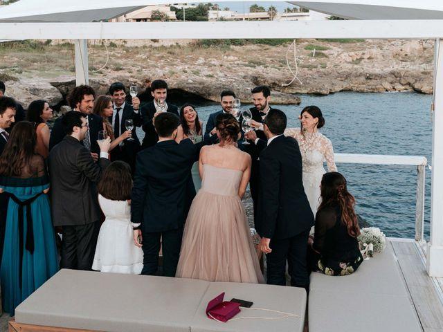 Il matrimonio di Michele e Eleonora a Racale, Lecce 46