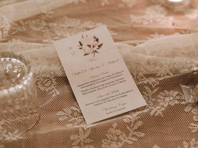 Il matrimonio di Michele e Eleonora a Racale, Lecce 53