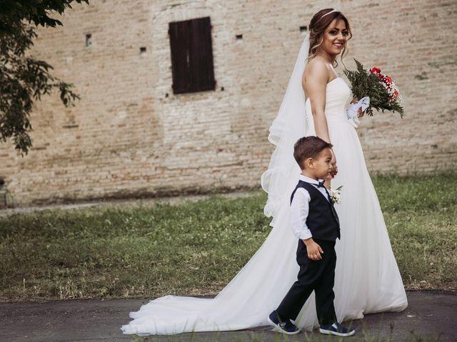 Il matrimonio di Marjo e Lory a Parma, Parma 35