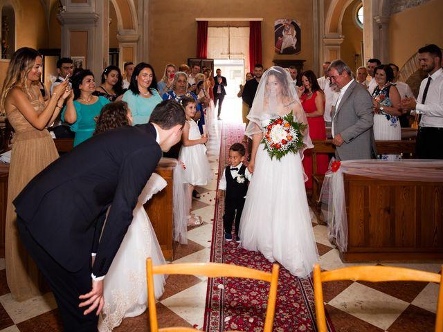Il matrimonio di Marjo e Lory a Parma, Parma 37