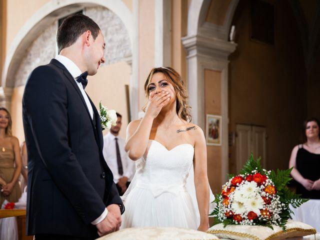 Il matrimonio di Marjo e Lory a Parma, Parma 42
