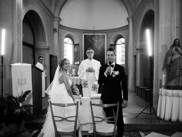 Il matrimonio di Marjo e Lory a Parma, Parma 43