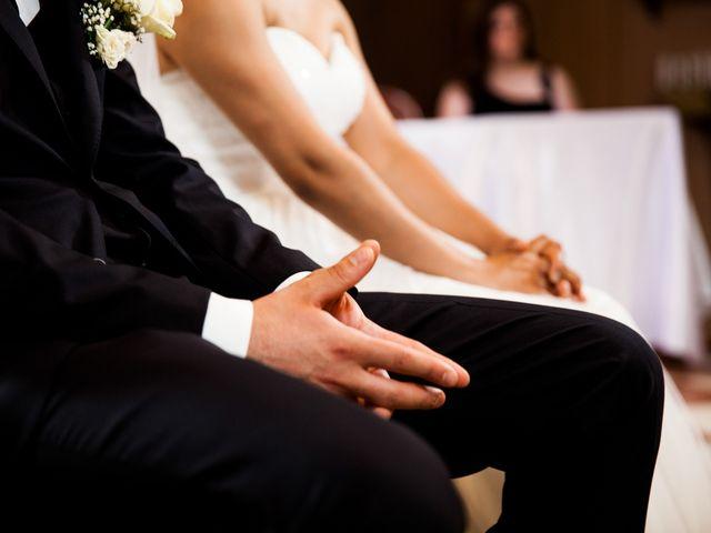 Il matrimonio di Marjo e Lory a Parma, Parma 47